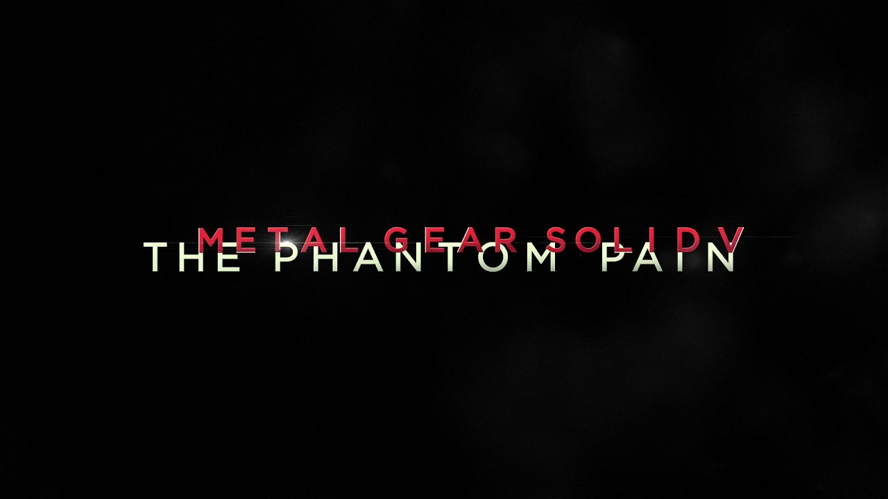 MGS V The Pantom Pain : Une annonce imminente