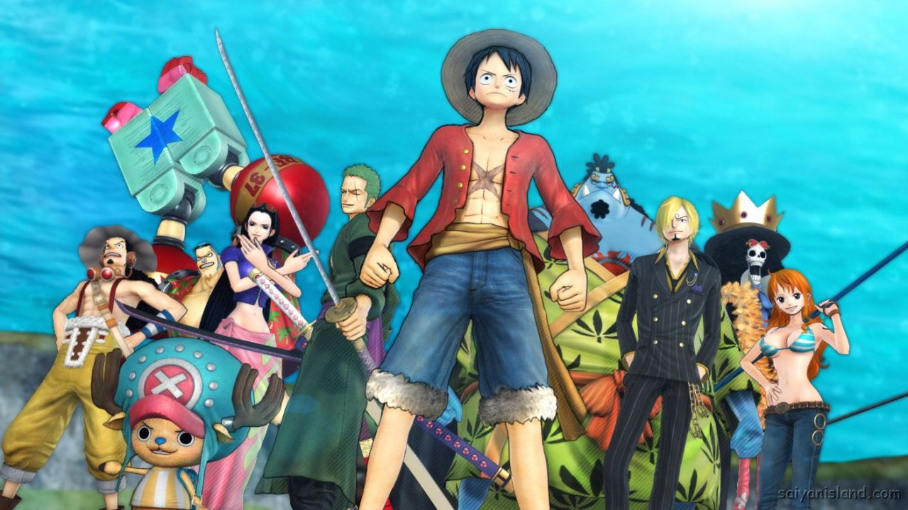 One Piece Pirates Warriors 3 : Quatre vidéos de gameplay