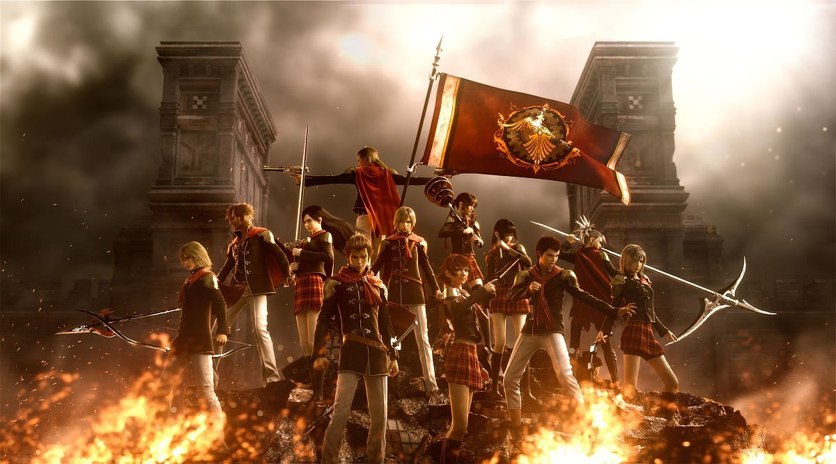 Final Fantasy Type-0 HD : Encore un trailer