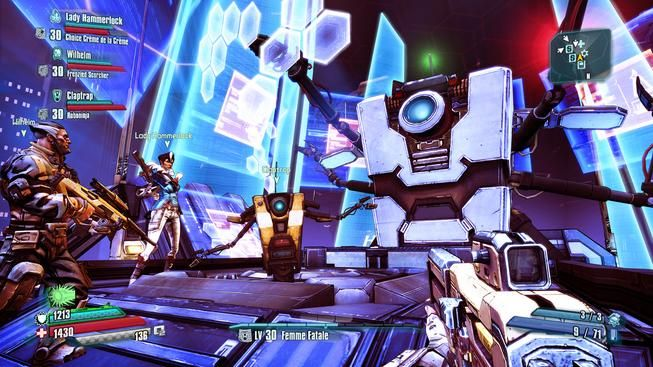 Borderlands The Pre-Sequel : Un DLC centré sur Claptrap !