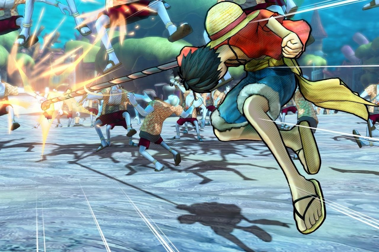 One Piece Pirates Warriors 3 : Encore du gameplay