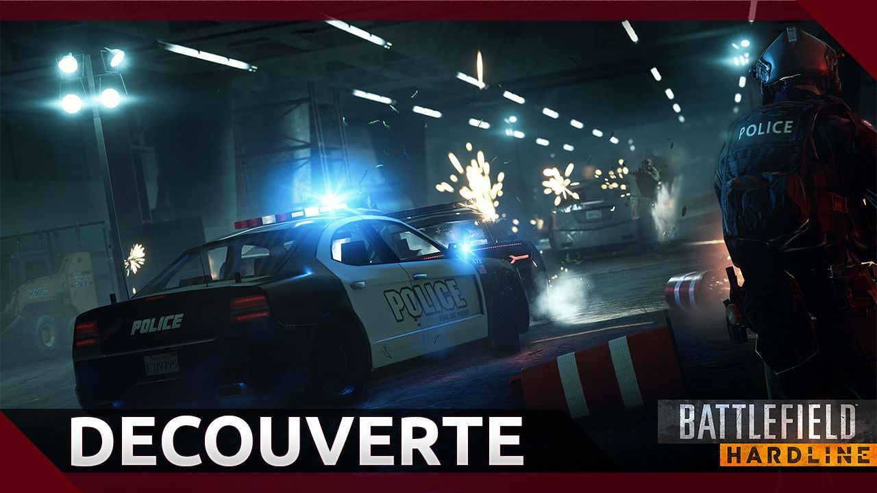 [Decouverte] Battlefield : Hardline