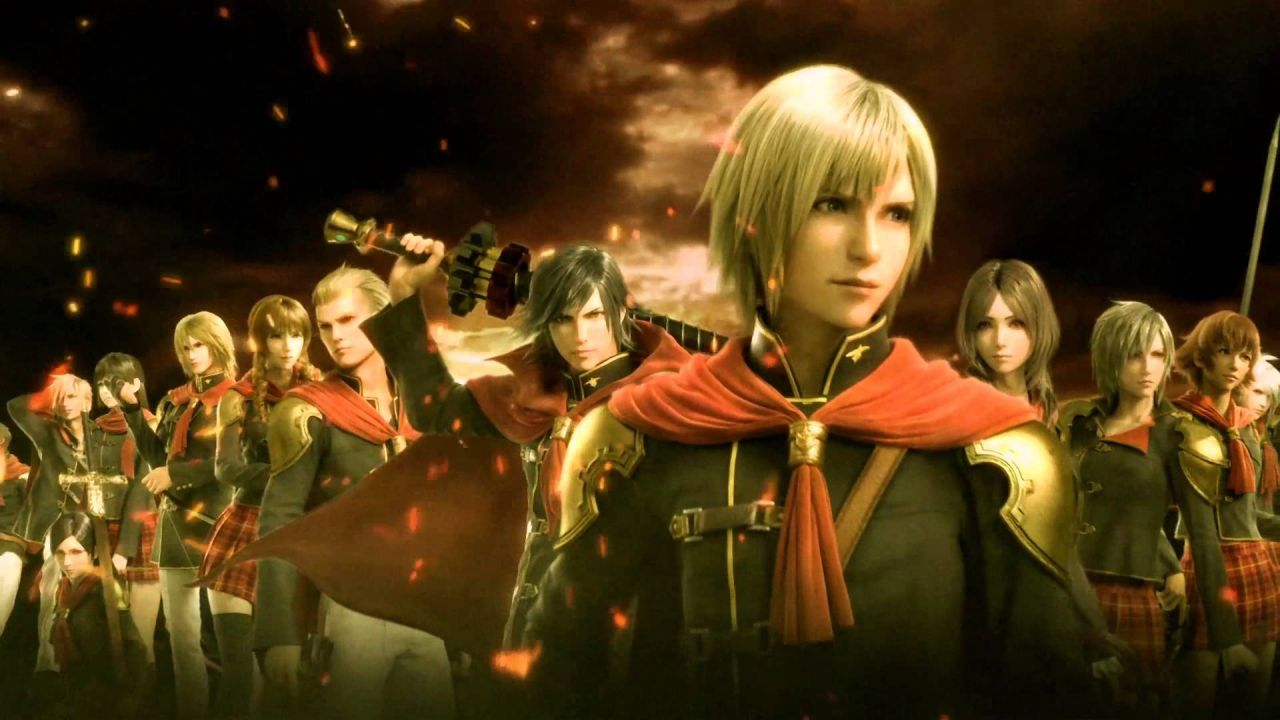 Final Fantasy Type-0 HD Remaster