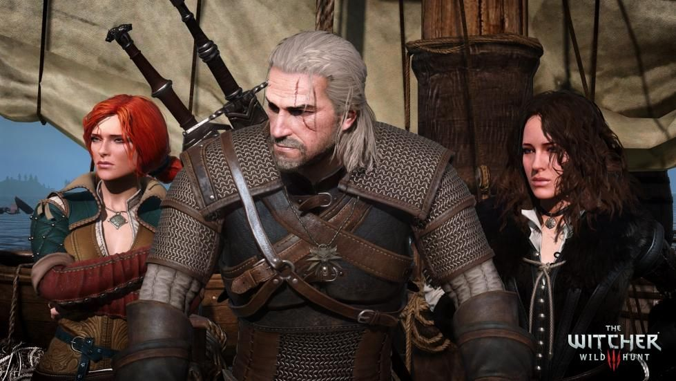 The witcher 3 : Superbe trailer