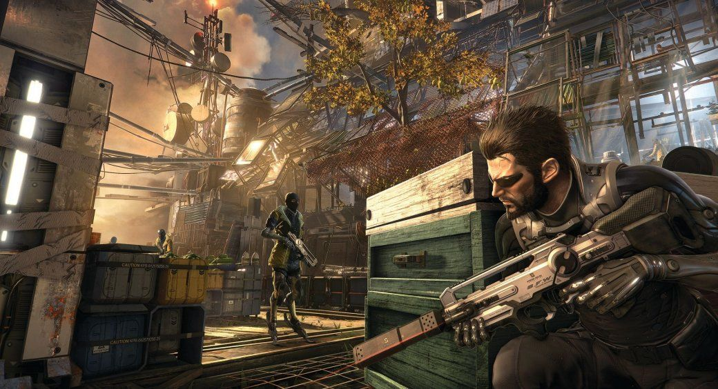 Deus Ex 4 : Images leakées de Mankind Divided