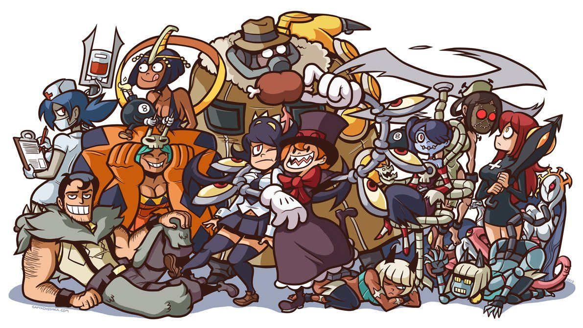 Skullgirls Encore: Le jeu sera cross-play
