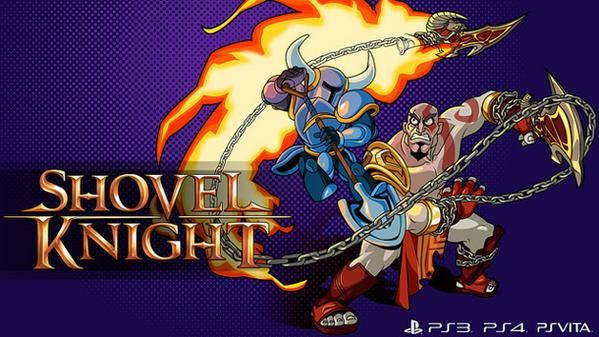 Shovel Knight: Kratos tape l'incruste sur les versions Playstation