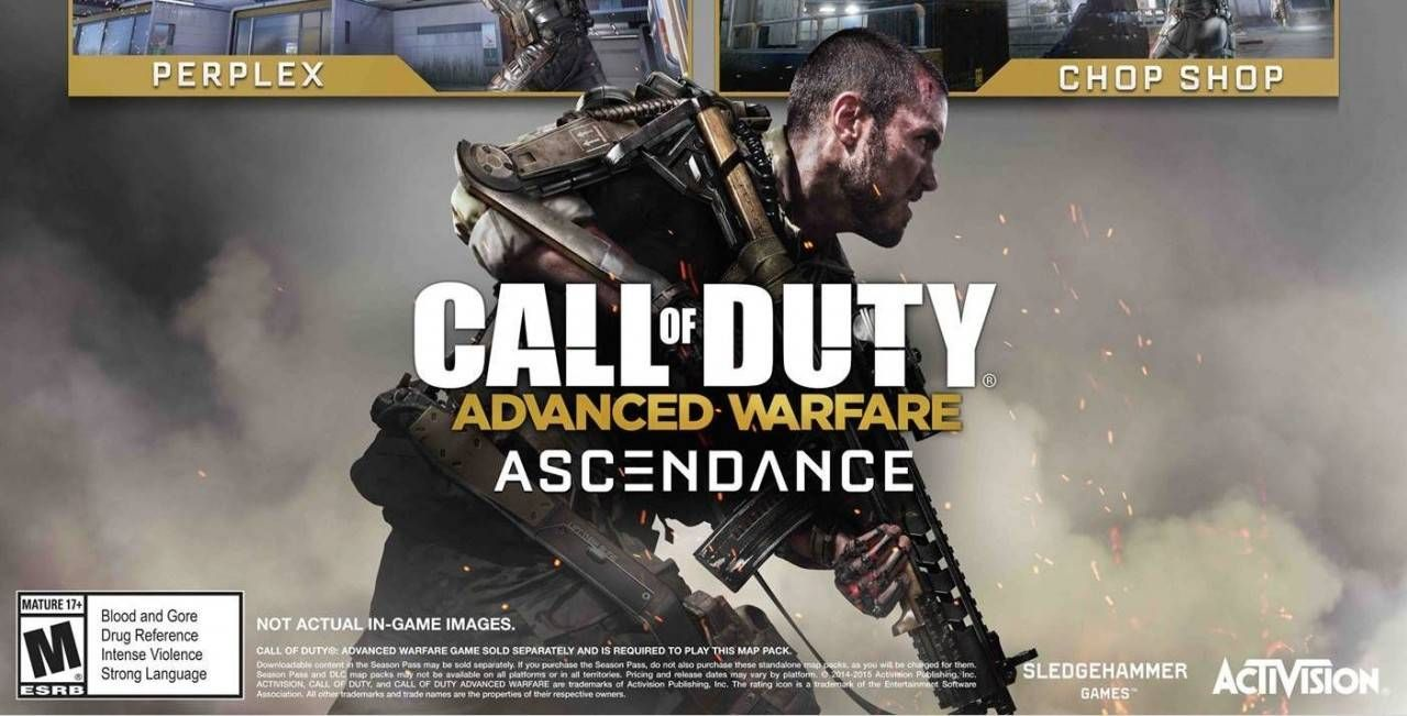 Call of Duty Advanced Warfare : Une date PS3, PS4 et PC pour Ascendance