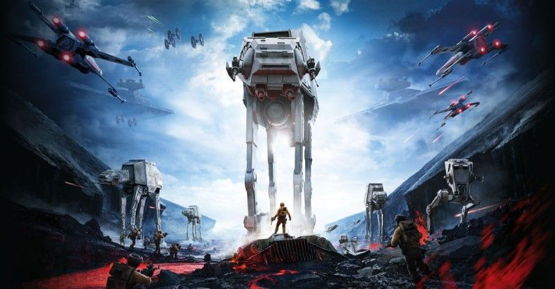 Star Wars Battlefront : Le trailer est là !