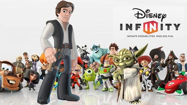 Disney Infinity 3.0 : Star Wars, mais pas que....