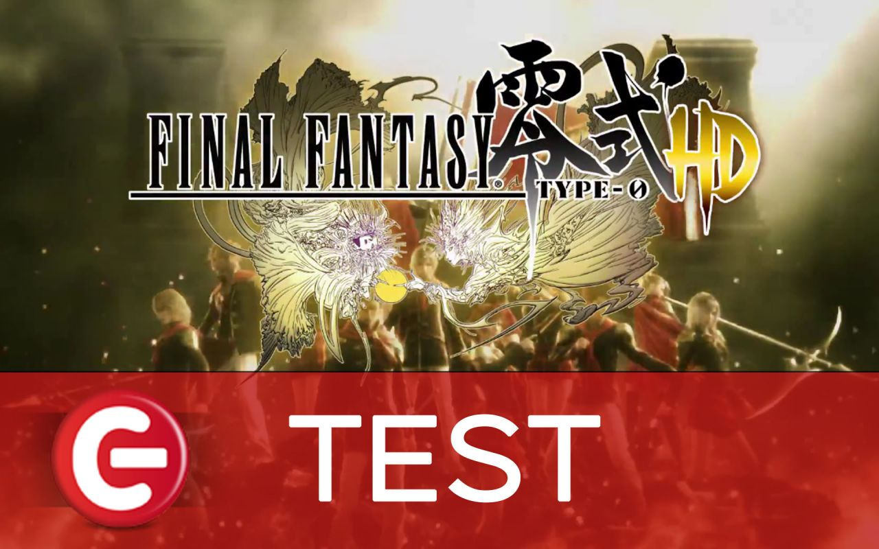 Test : Final Fantasy Type-0 HD Remaster