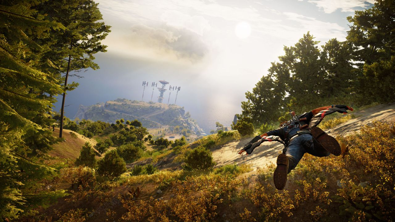 Just Cause 3 : Le premier trailer de gameplay !