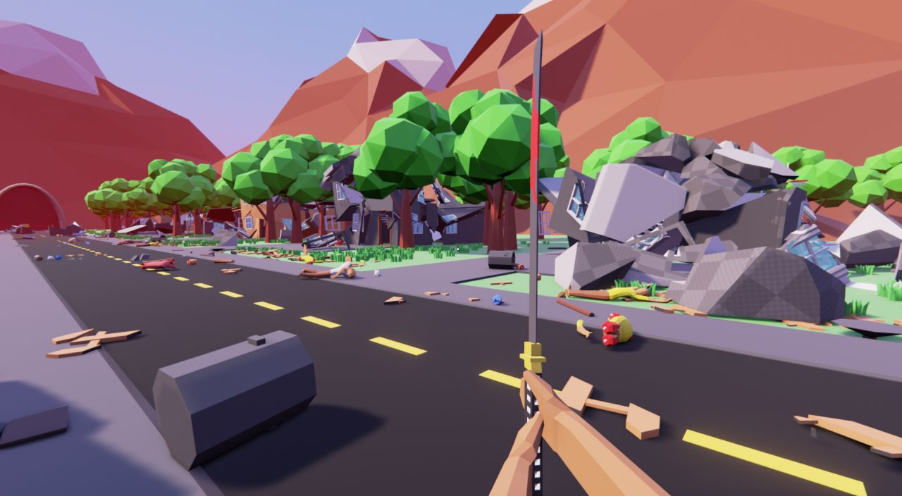 Garbage Day : Une boucle temporelle, un open world, du fun