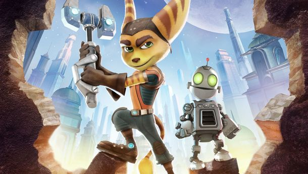 Ratchet and Clank: Le film et le reboot retardés