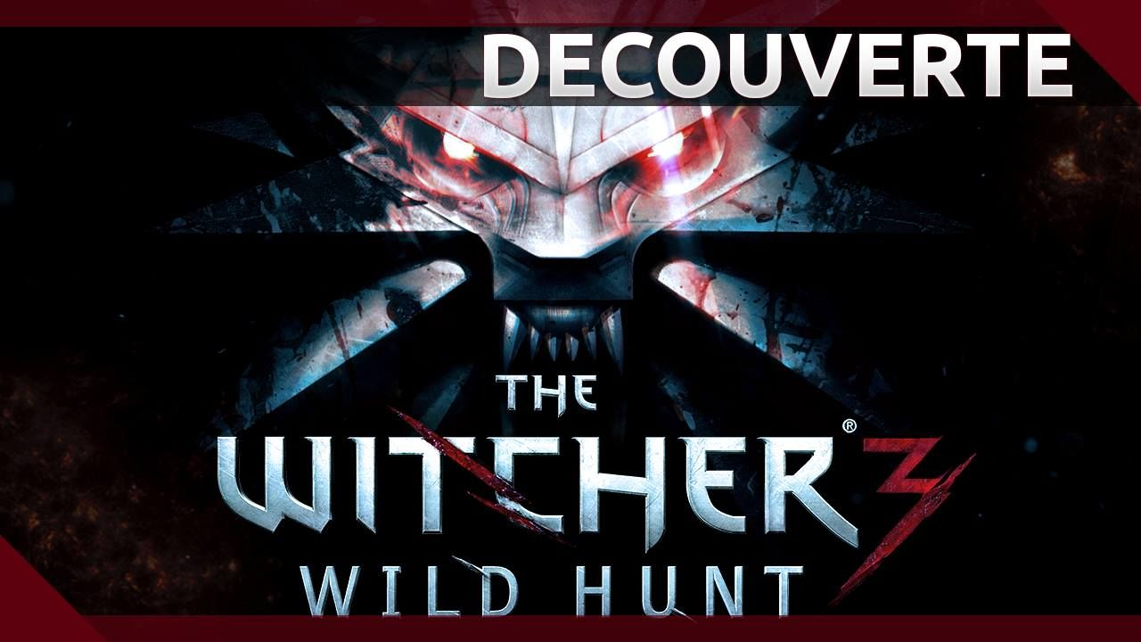 [Découverte] The Witcher 3 : Wild Hunt - Version PC