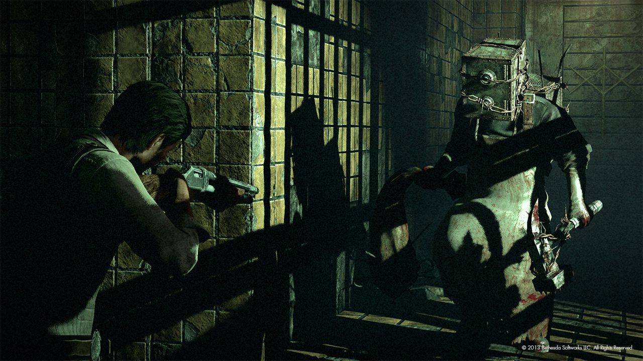 The Evil Within : The Executioner s'illustre