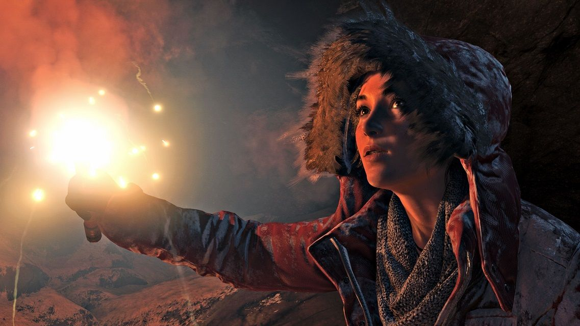 Rise of the Tomb Raider : Un trailer qui donne froid