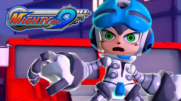 Mighty No 9 : Les boss en trailer