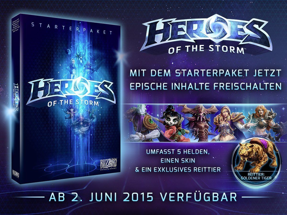 Bon Plan : Heroes of the Storm SP à moins de 14 euros