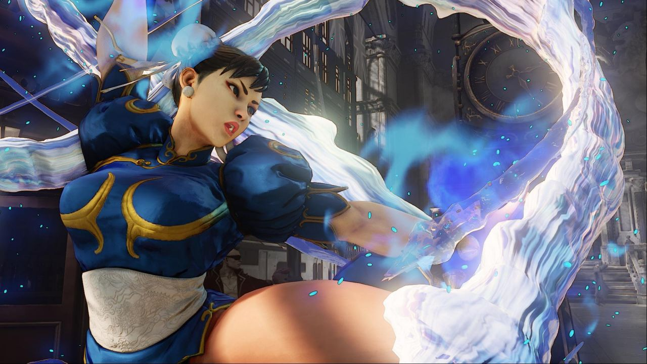 Street fighter 5 : Une brochette d'images avant l'E3