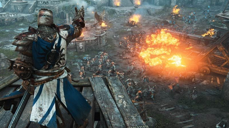 For Honor : Le trailer d'une nouvelle licence Ubisoft