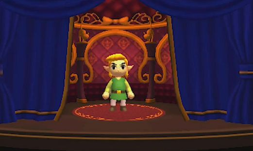 The Legend of Zelda : TriForce Heroes - Le trailer officiel