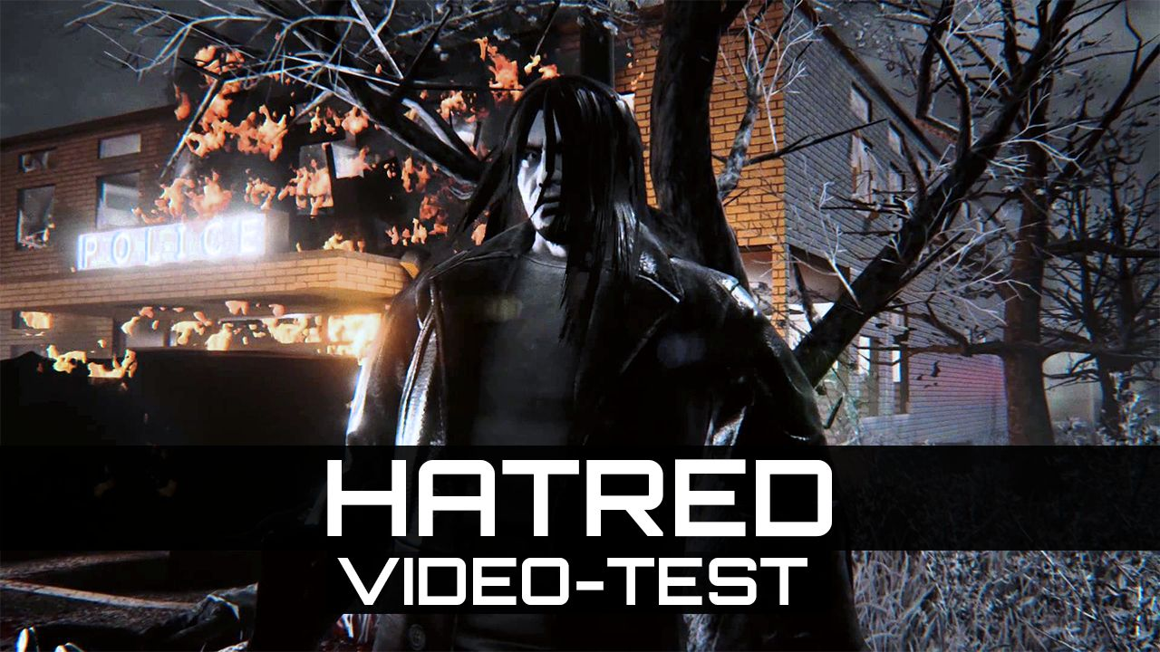 [Video-Test] Hatred