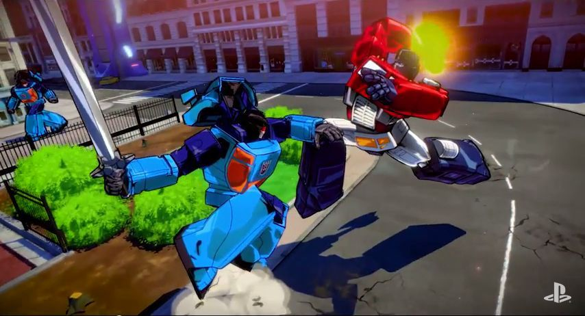Transformers Devastation : trailer d'annonce