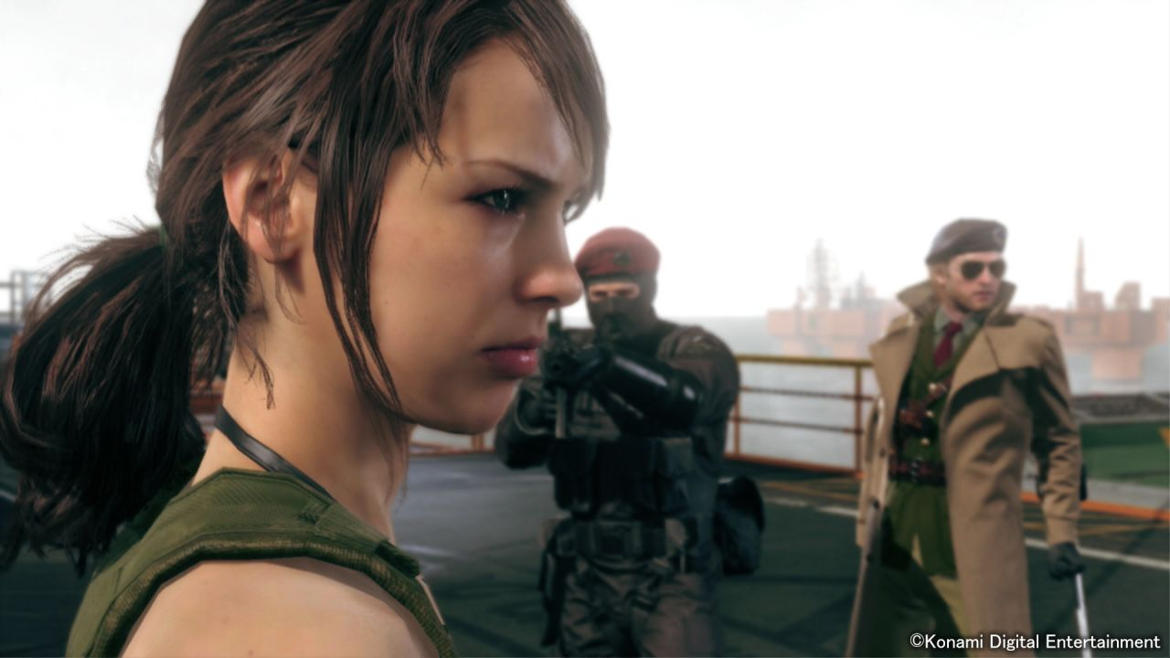 Metal Gear Solid V : Plus de 40min de gameplay en vidéo