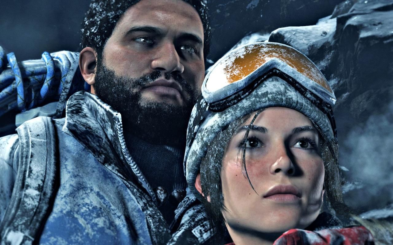 Rise of the Tomb Raider : Séquence de gameplay
