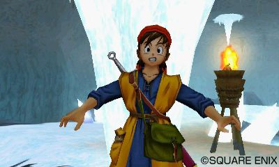 Dragon Quest VIII : Une flopée d'images JAP !