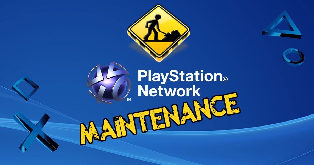 Playstation Network : Maintenance prévu le 30 Juin...