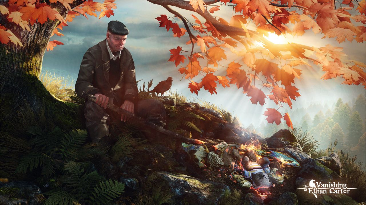 The Vanishing of Ethan Carter : Le trailer de sortie