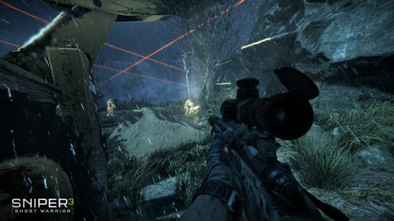 Sniper Ghost Warrior 3 : Une démo venue de l'E3 !