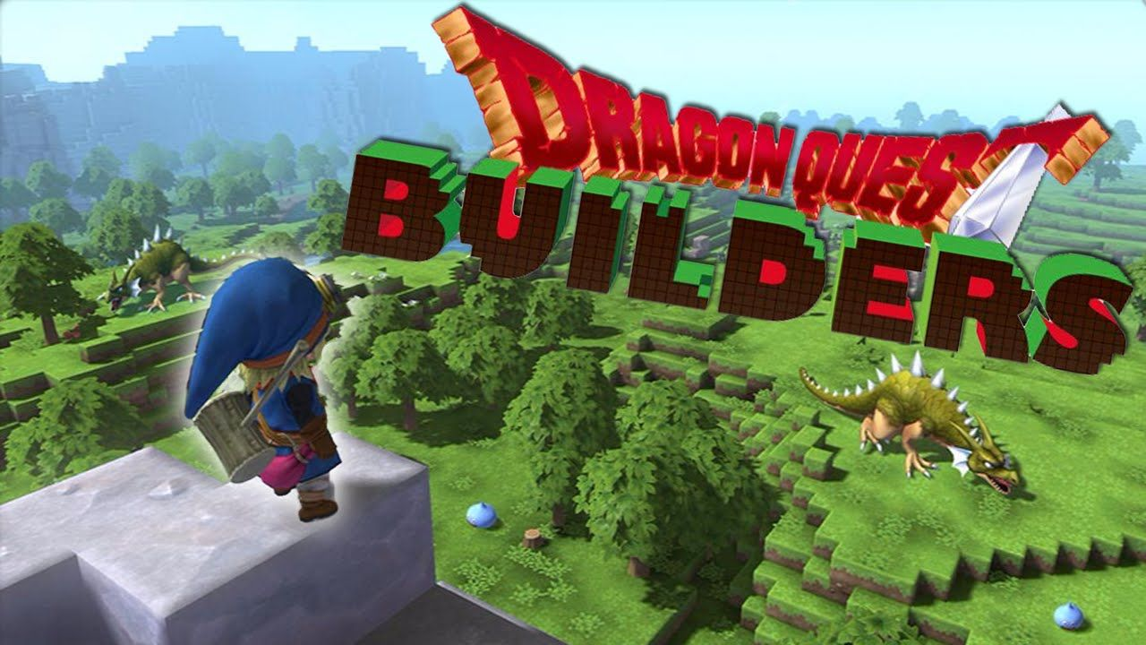 Dragon Quest Builders : Un teaser et du gameplay en vidéo