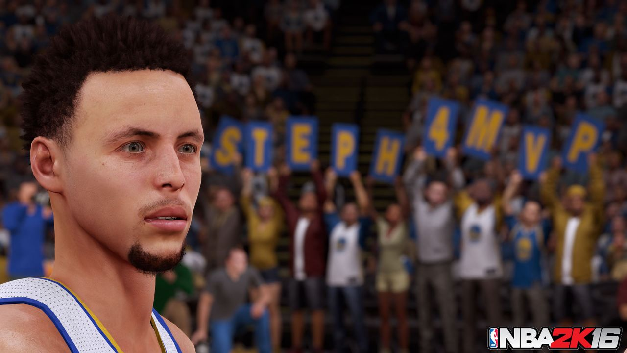 NBA 2K16 : Trois images exclusives