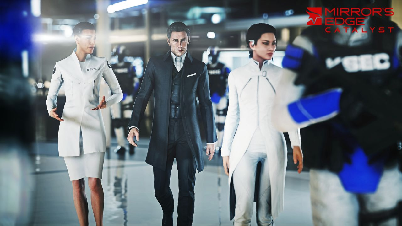 Mirror's Edge Catalyst : Le premier trailer de gameplay !