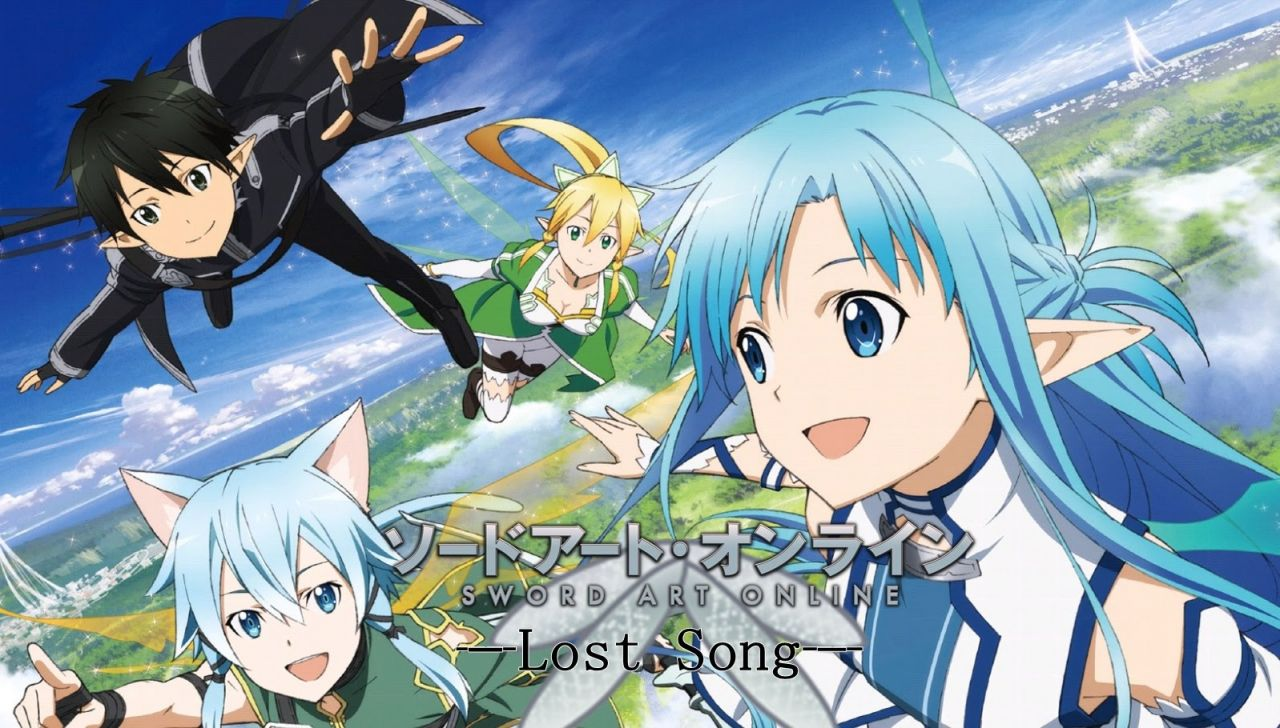 Sword Art Online : Une date occidentale pour Lost Song !