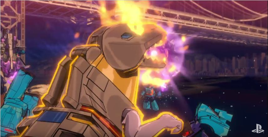 Transformers Devastation : Autobots, roll on