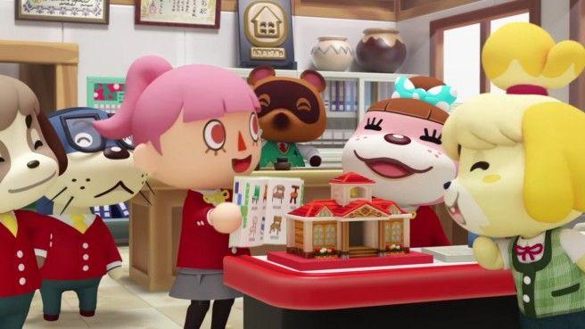 Animal Crossing : Happy Home Designer - Le dernier trailer