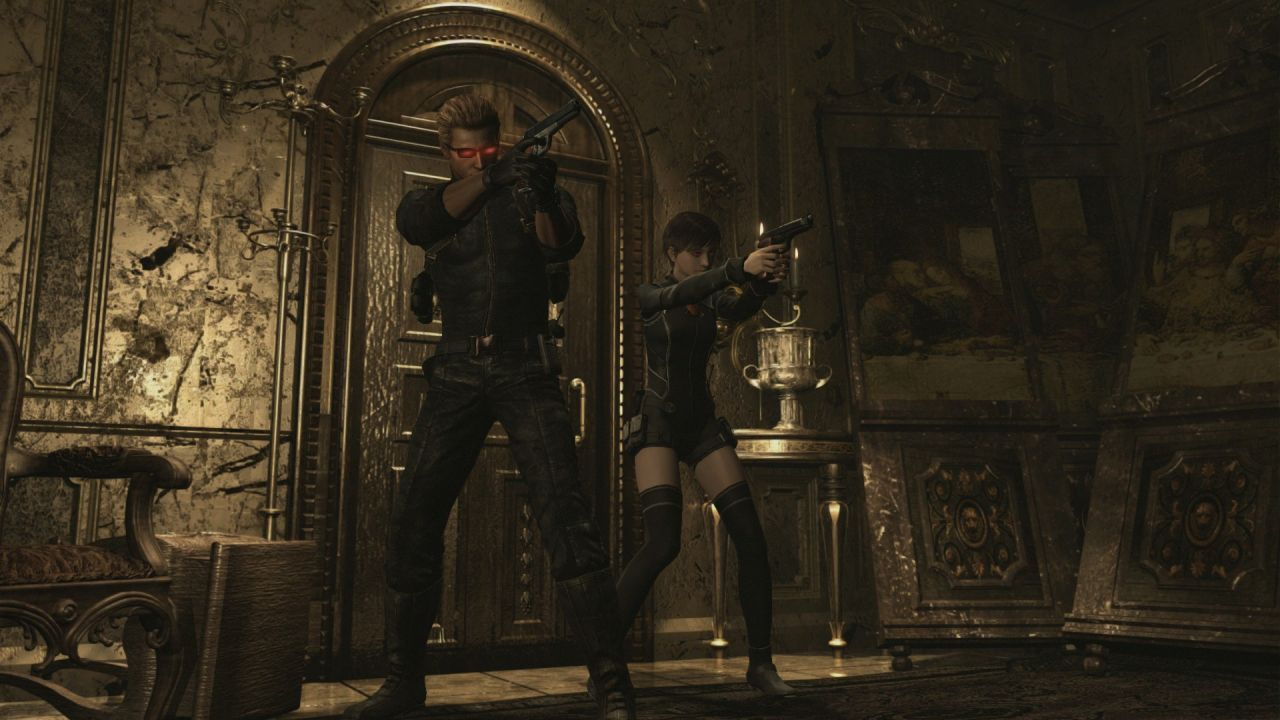 Resident Evil Origins Collection : Trailer, et images du 'Wesker Mode'
