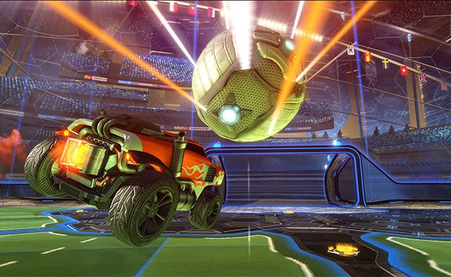 [Speed-test] Rocket League (PS4)