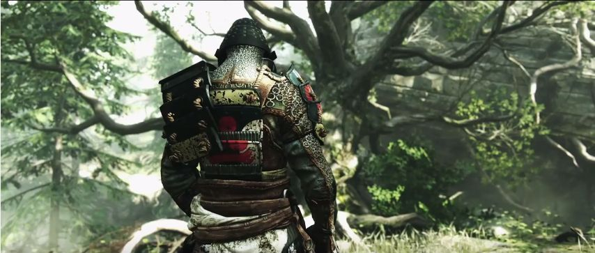For Honor : Trailer de gameplay