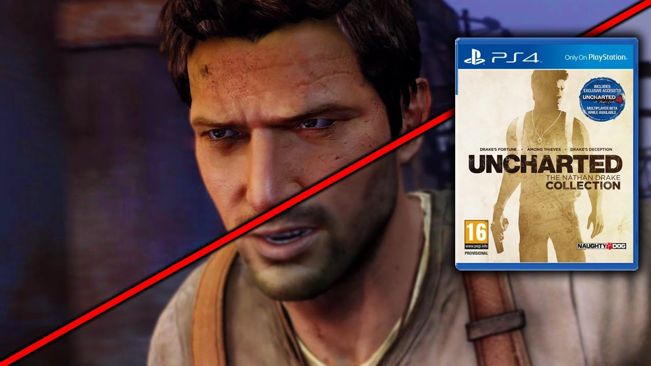 Uncharted : The Nathan Drake Collection - Comparaison PS4 vs PS3