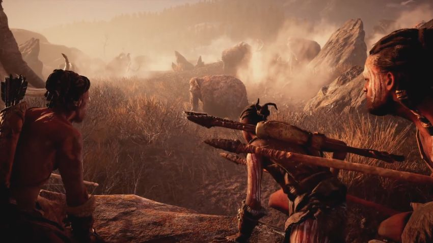 Far Cry Primal : Le trailer officiel