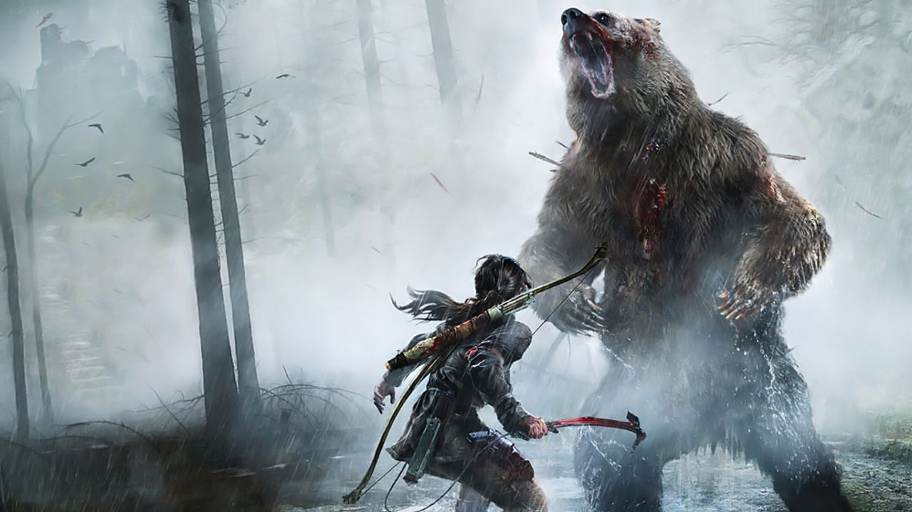 Rise of the Tomb Raider : Les 30 premières minutes de gameplay