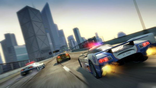 Burnout paradise : Rétrocompatible Xbox One