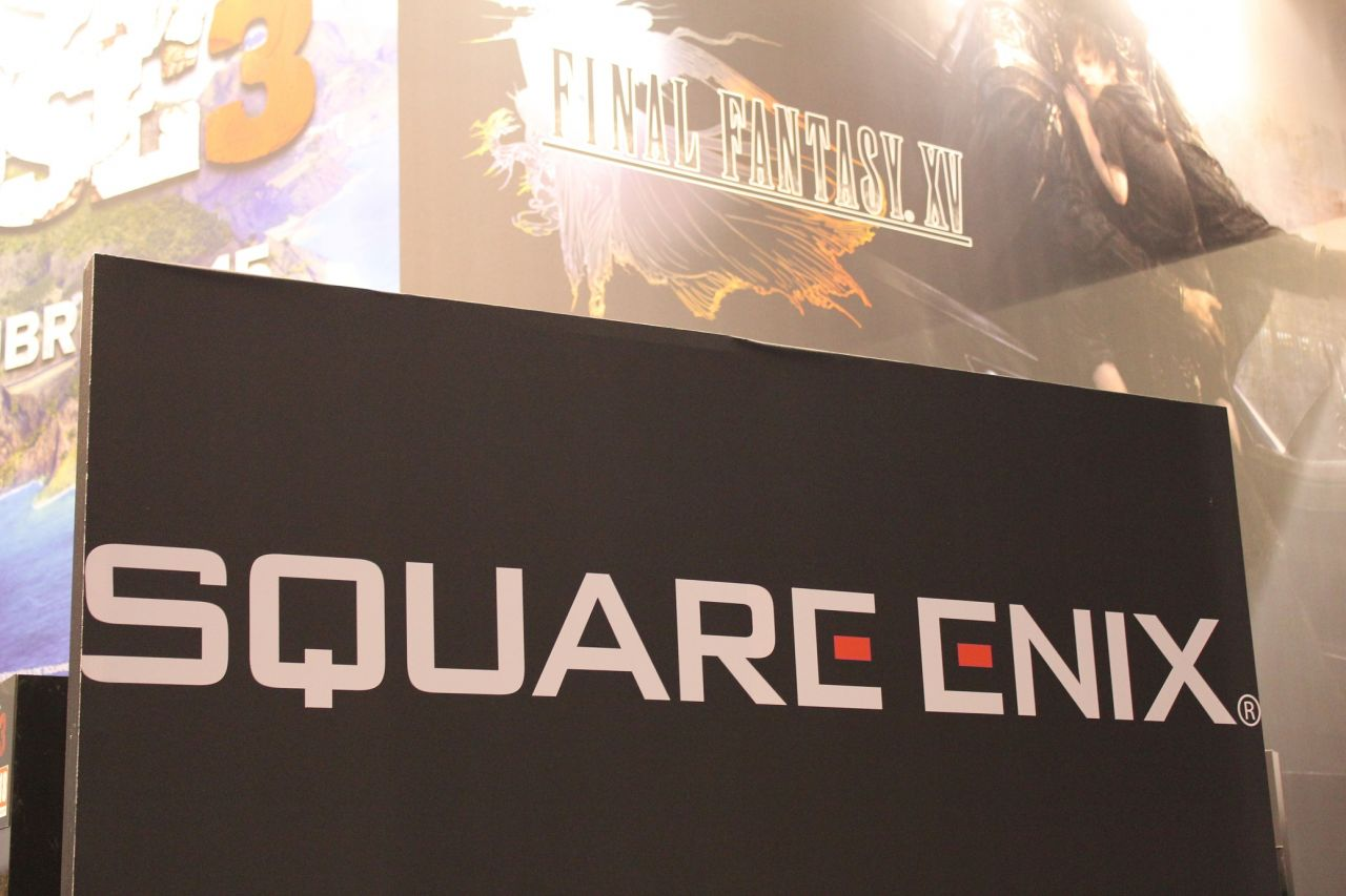 PGW 2015 : Tour des stands de Square Enix
