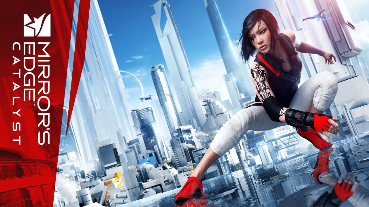 Mirror's Edge Catalyst : Repoussé à Mai 2016