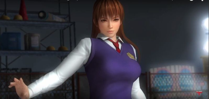 Dead or Alive 5 Last round : En mode Schoolgirl Strikers